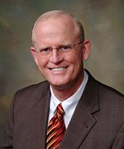 Jerry Newby is outgoing president of the Alabama Farmers Federation.