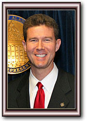 Rep. John Merrill (R-Tuscaloosa)