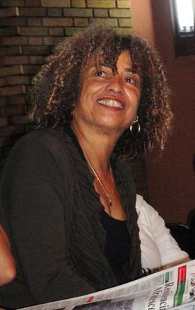 Activist Angela Davis was a vice presidential nominee for the Communist Party in 1980 and 1984.