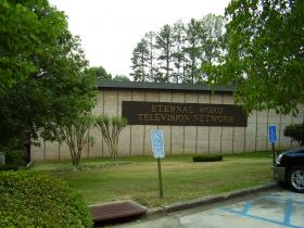 Alabama-based Catholic broadcaster, Eternal Word Television Network sued to block the federal government's rules on contraception for employees.