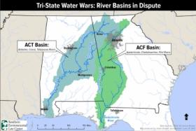 Georgia lawmakers made a move that could impact a decades long water dispute with Alabama and Florida.