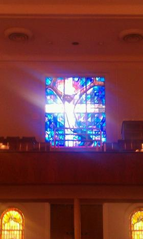 The Wales Window. 16th Street Baptist Church