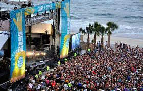 The fifth annual Hangout Music Festival opens Thursday with a kickoff party at the Hangout restaurant on Thursday afternoon.