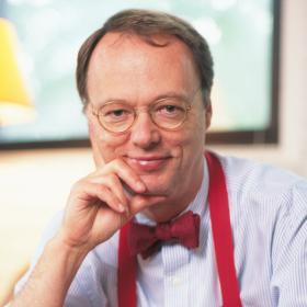 Chris Kimball, host of America's Test Kitchen on PBS and on the radio