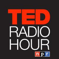 TED Radio Hour logo on black background