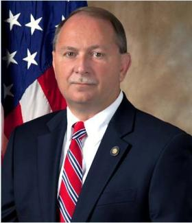 Republican Public Service Commission member Terry Dunn has formally kicked off his re-election campaign after drawing three opponents.