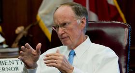 Gov. Robert Bentley has removed Circuit Judge Marvin Wiggins as a trustee of Alabama State University.