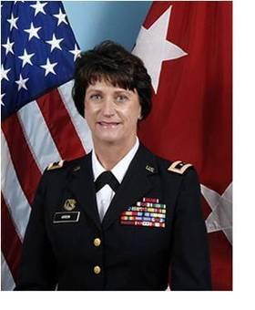 Maj. Gen. Sheryl Gordon, the first and still only woman general in Alabama Army National Guard history, has retired after a 32-year career.