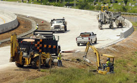 The state says it will reopen westbound Interstate 20 in eastern Jefferson County on Thursday, weather permitting.