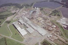 International Paper says it is closing a mill in north Alabama, a move that will affect 1,100 jobs.