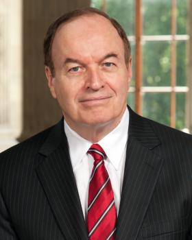 U.S. Sen. Richard Shelby of Alabama says he's opposed to a resolution for the use of American military force in Syria.