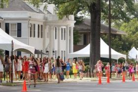 According to several media reports two traditionally white sororities at the University of Alabama have broken the color barrier.