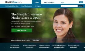 Alabamians who are able to get into the new health insurance marketplace website aren't finding many options available to them.