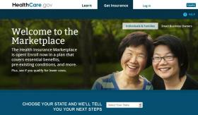 Alabamians and others around the country are experiencing delays trying to get into the federal government's health insurance marketplace website on its first day.