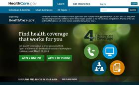 The U.S. Department of Health and Human Services reports that 624 Alabamians selected health insurance plans in the first month that Alabama's federally run health insurance marketplace was available.