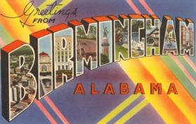 Birmingham is one of a few of Alabama's largest cities to show a modest gain in population.