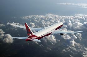Huntsville is one of several cities Boeing Co. is considering for a 777x assembly site.