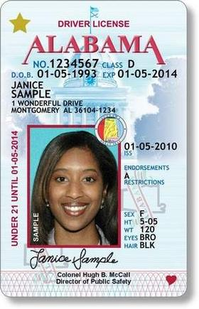 Few Alabamians have obtained a STAR ID which many will need in less than a year if they want to take a domestic flight without carrying a passport.