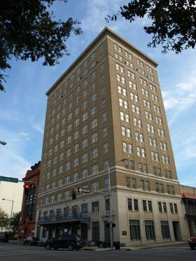 The Redmont Hotel in Birmingham is one of ten landmarks that have been selected for Alabama's new tax credits for rehabilitation projects.