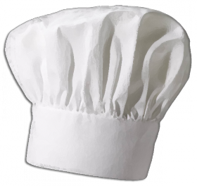 Picture of chef's toque