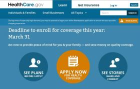 Hundreds of Alabamians are rushing to meet the Monday night deadline to sign up for health insurance under the federal health care law.