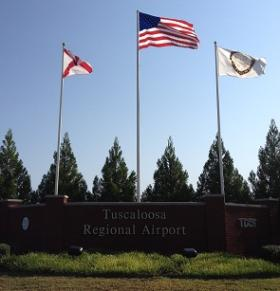 Tuscaloosa city officials are looking to upgrade the Tuscaloosa Municipal Airport.