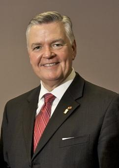 Jacksonville State University's longtime president, Bill Meehan, says he will retire next year.