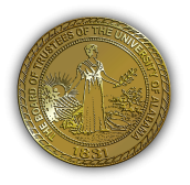 picture of the seal used by the University of Alabama Board of Trustees