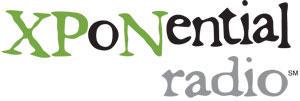 xponential radio logo