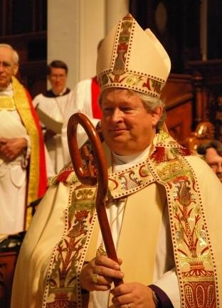 picture of Episcopal Bishop of Alabama Kee Sloan