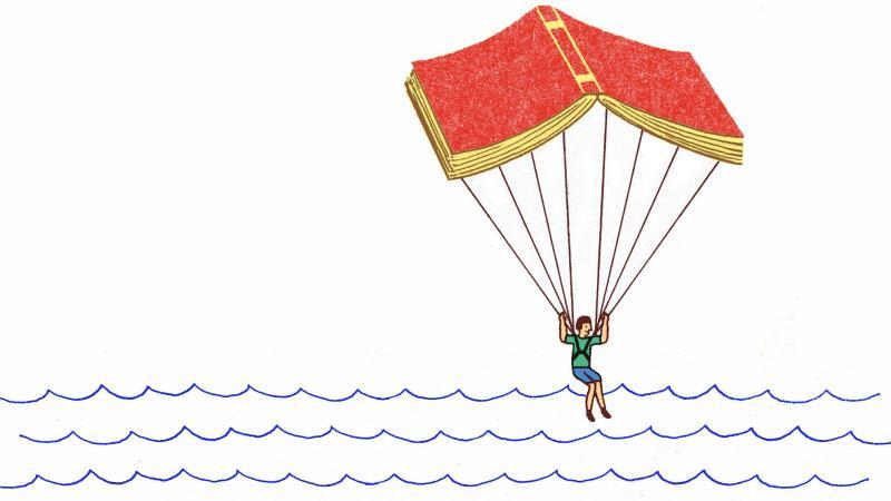 Book parasailing