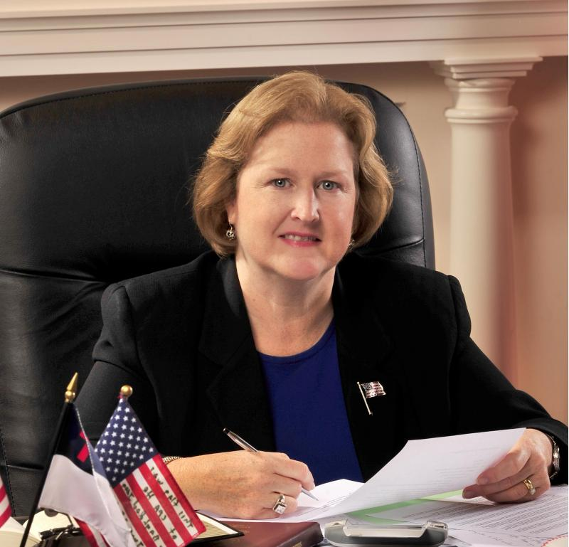 Secretary of State Chapman expects a low turnout for the Sept. 18 budget referendum vote.