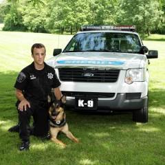 Jynx, Law Enforcement/Arson Dogs