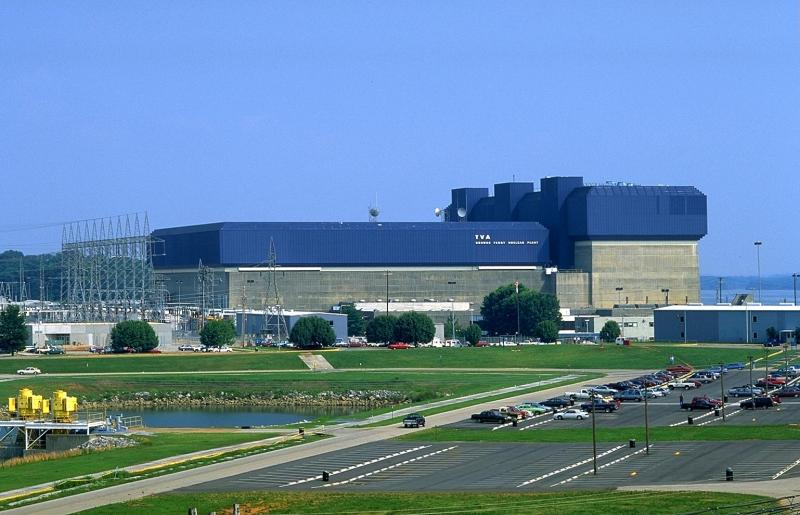 TVA plans to add around 100 jobs at its Browns Ferry Nuclear Plant in the next year.