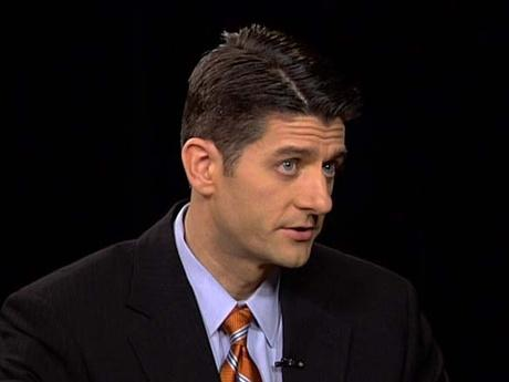 Republican VP candidate Paul Ryan