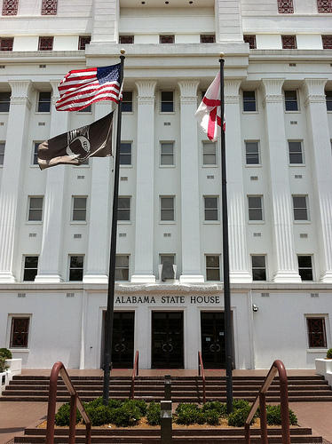 The U.S. Justice Department has cleared Alabama's new legislative districts for use in the 2014 elections.