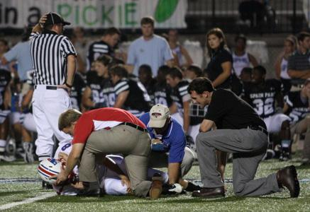 The sport of football is full of injuries, but for younger athletes special care needs to be taken to ensure player safety.
