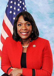 U.S. Representative Terri Sewell serves Alabama's 7th Congressional District. She is running against Republican Don Chamberlain in Tuesday's election.