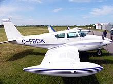 A Piper PA 30, similar to the plane shown here, went down in Jasper late Tuesday. All three people aboard were killed.