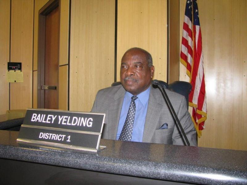 Former Daphne Mayor Bailey Yelding passed away at his home on Tuesday.