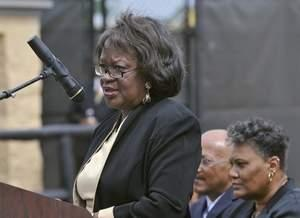 Kathy Sawyer, member Alabama State University Board of Trustees, resigned from her post.