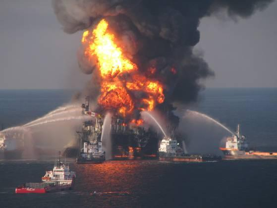 Drilling company Transocean Ltd. plead guilty to charges stemming from the 2010 oil spill.