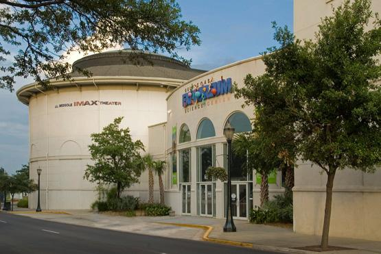 Officials say Mobile's Gulf Coast Exploreum Science Center is struggling to stay open because of finances.