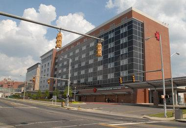 Cooper Green Mercy Hospital in Jefferson County.