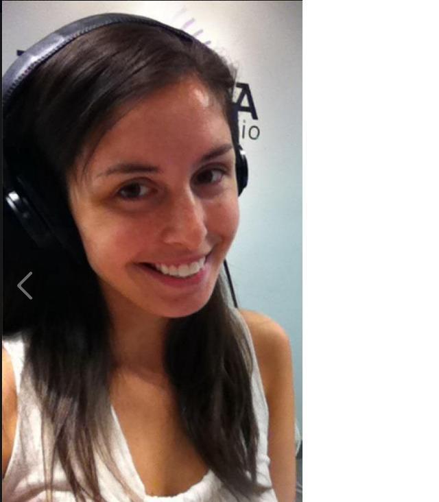 Alabama Public Radio Newscaster Maggie Martin