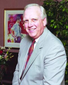 Former University of Alabama Athletics Director Mal Moore