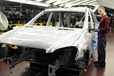 Nearly two-thirds of the vehicles made at the Mercedes-Benz plant in Vance go to foreign destinations. Vehicles are Alabama's No. 1 export. Canada is Alabama's top export destination.
