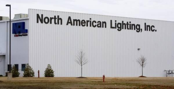 North American Lighting's $36 million expansion is poised to bring 275 jobs to Muscle Shoals.