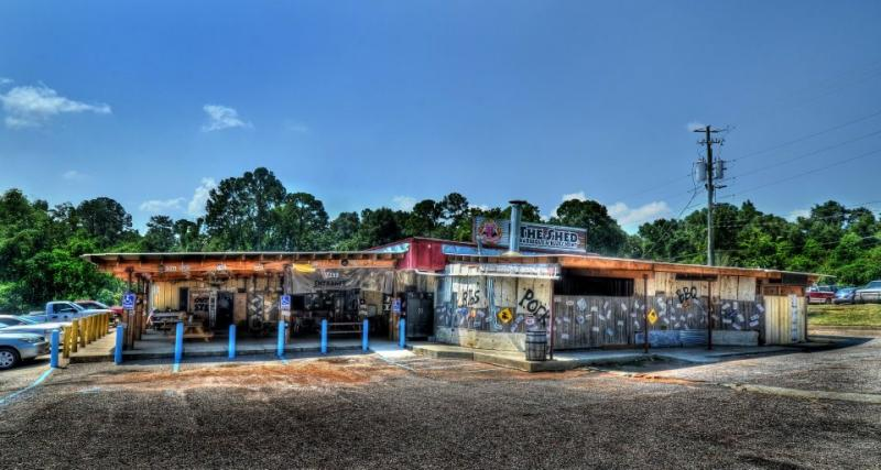 The Shed in Mobile, Alabama is one of the final eight barbecue restaurants competing for the top spot in the state.