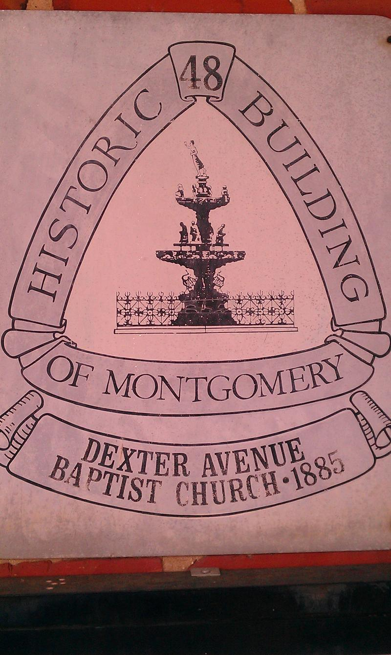 Historic Building Marker